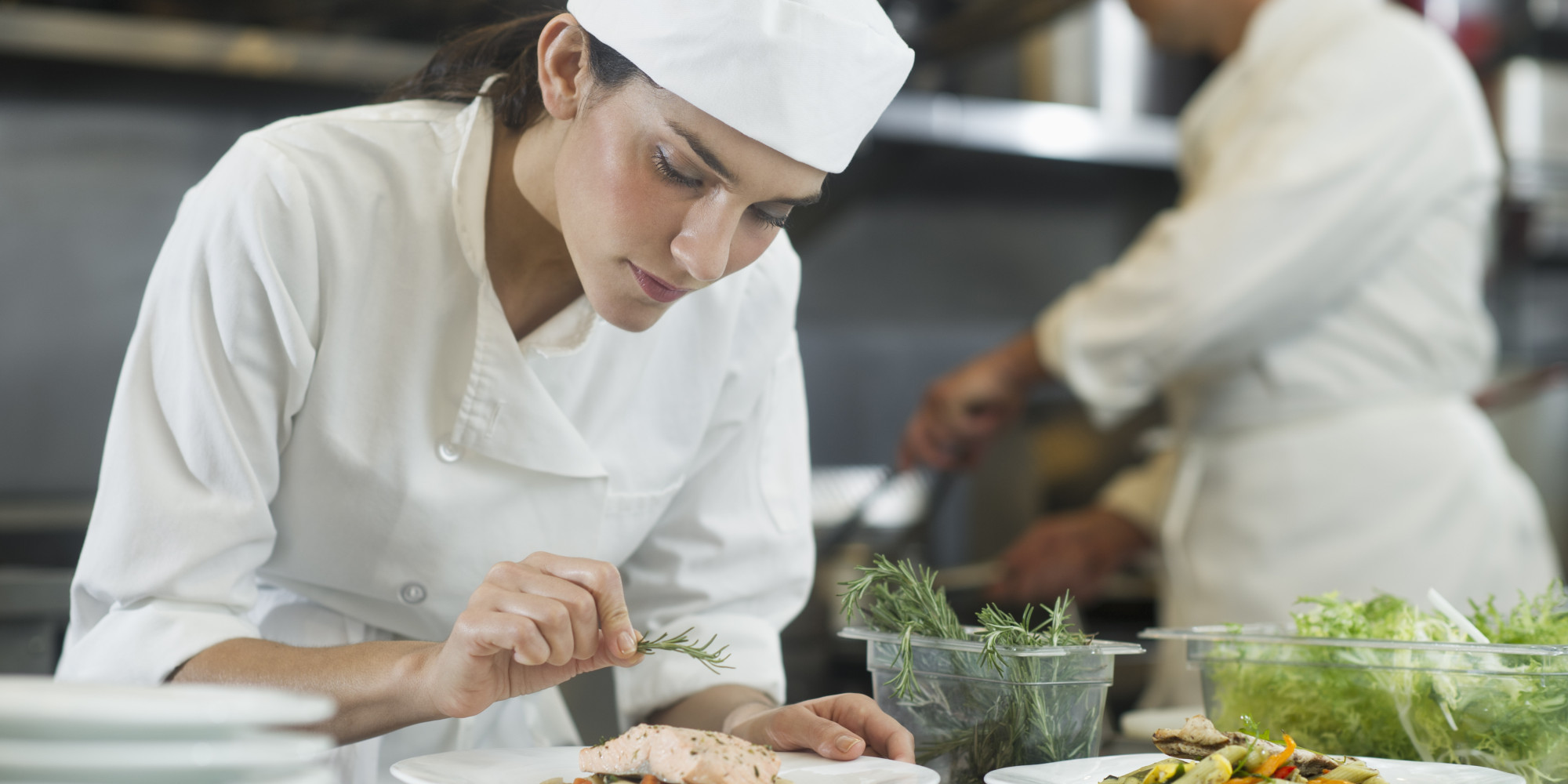 Duties of a Chef